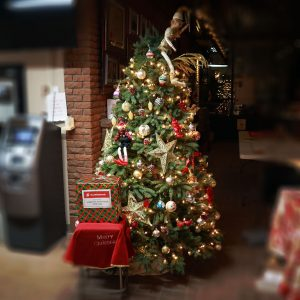 Scotiabank Tree